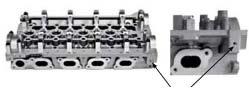 Cylinder Head For Renault (908797)