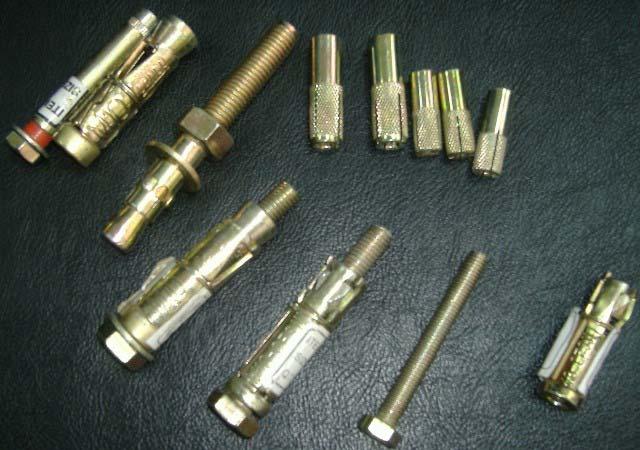Metal Anchors,Zinc Plated Anchors,Metal Wall Anchors Exporters