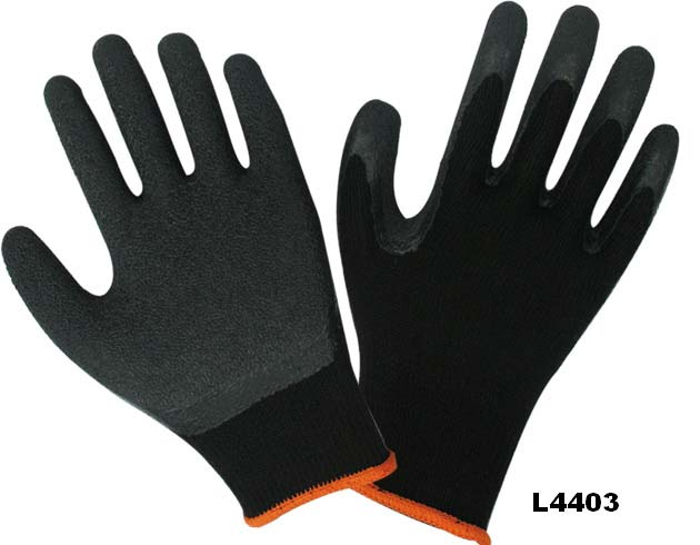 Latex Coated Gloves (L4403)