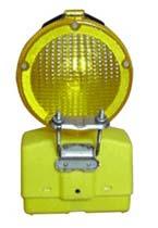 Road Block Lamp