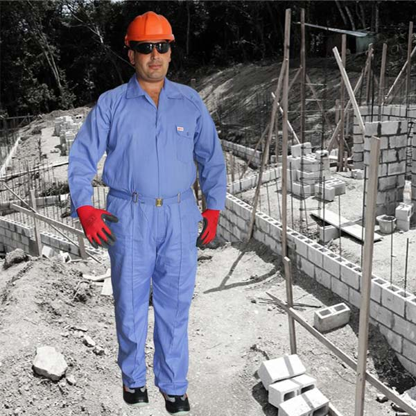 Safety Coverall (PAT)