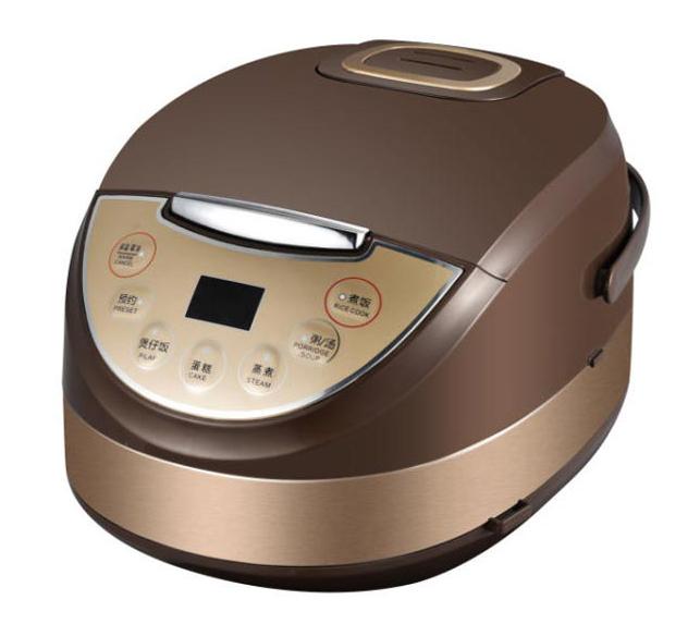 V-4L/5L Simple & User Friendly Rice Cooker
