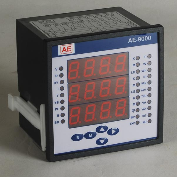 AE-9000 Multifunction Meter MFM
