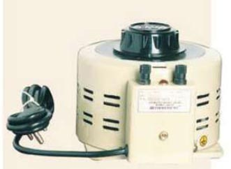 Dimmerstat Continuously Variable Voltage Auto Transformer