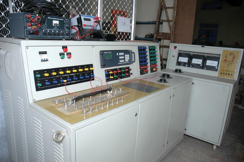 High Voltage Tester Manufacturers : High voltage test set tester hv