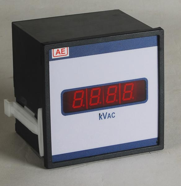 Single Phase Digital Panel Meter DPM