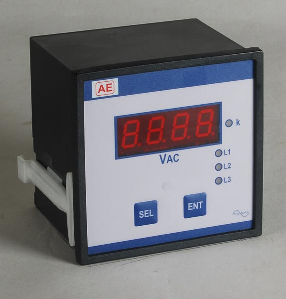 Three Phase Digital Panel Meter DPM