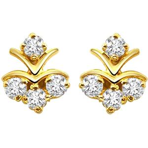 Diamond Earring 03