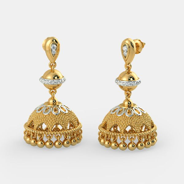 Diamond Earring 05