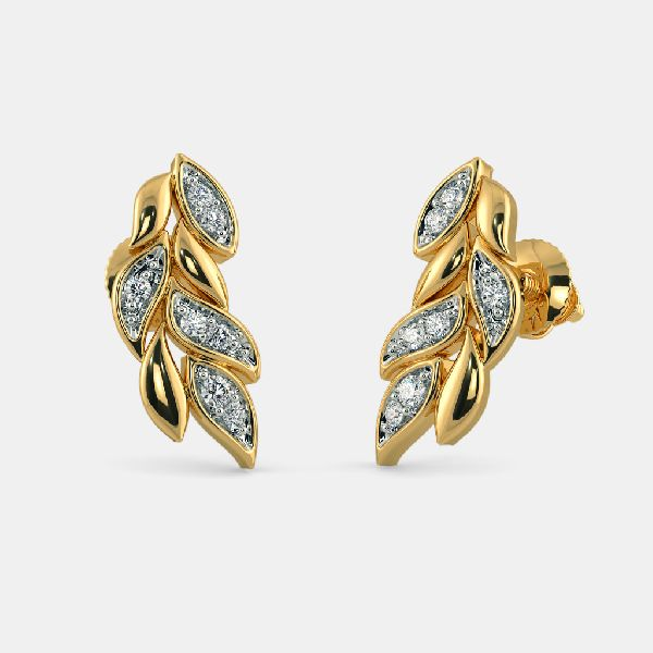 Diamond Earring 06