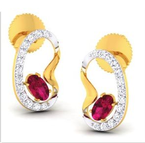Diamond Earrings (DOCPN5206)