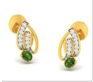 Diamond Earrings (DOCPN5208)
