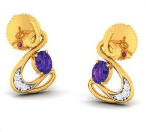 Diamond Earrings (DOCPN5211)