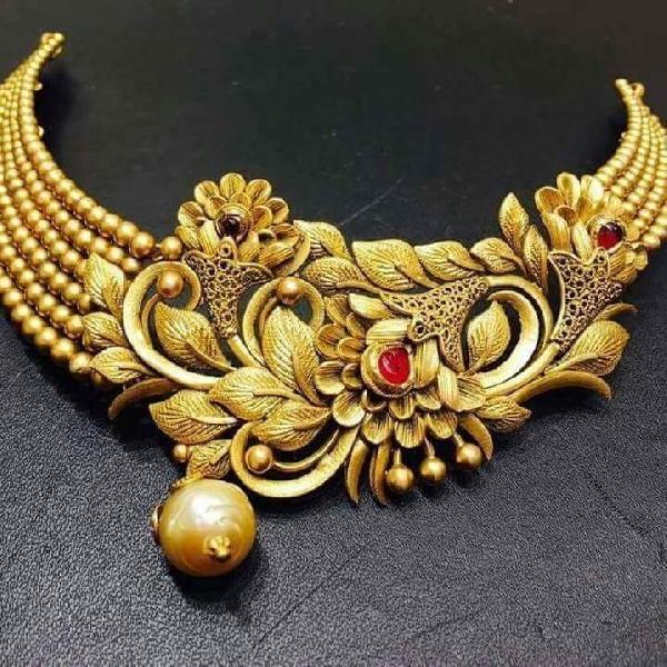 Gold Necklace Set 10