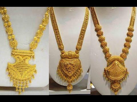 Gold Necklace Set 24