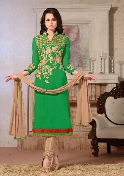 Heera Designer Churidar Suits