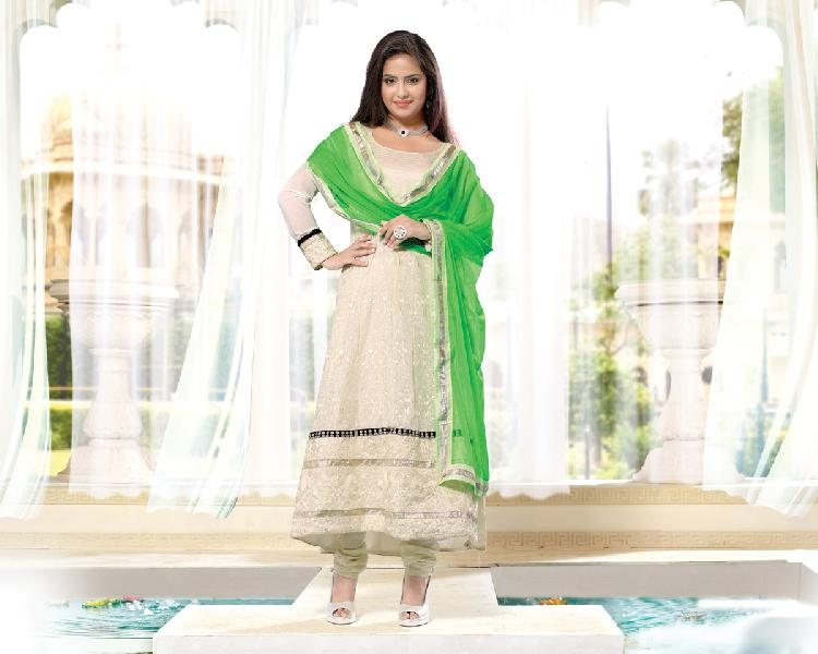 Madhubala Designer Churidar Suits
