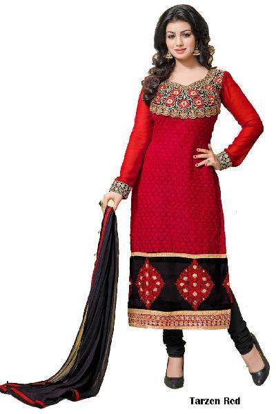 Tarzen Designer Churidar Suits