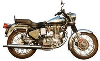 Royal Enfield Machismo 500CC Rental Service