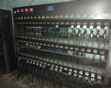 Cap Lamp Charging Rack