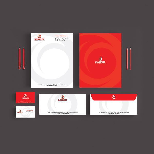 Corporate Stationery Item 01