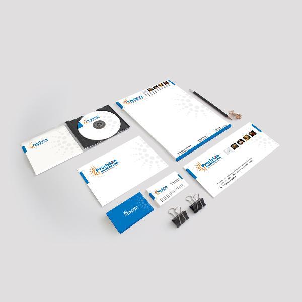 Corporate Stationery Item 02