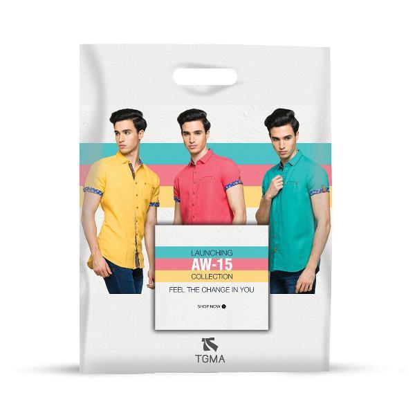 Plastic Carry Bag 06