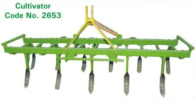 Adjustable Cultivator (2653)