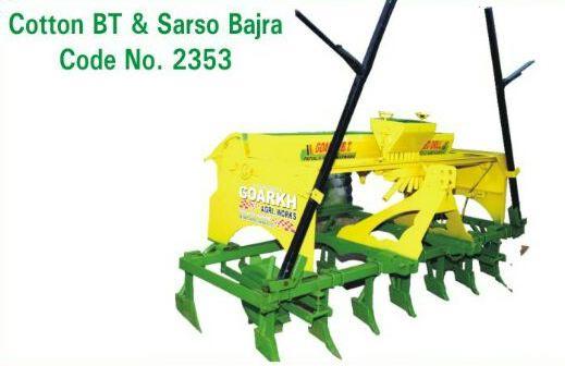 Seed Fertilizer Drill Machine (2353)