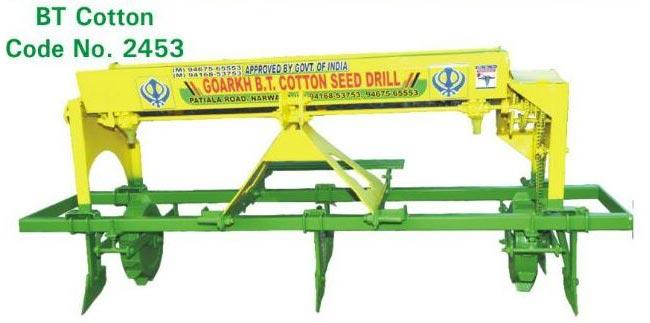 Seed Fertilizer Drill Machine (2453)