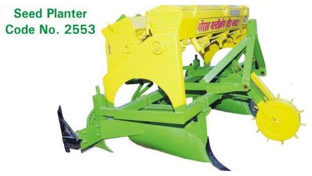 Seed Planting Machine (2553)