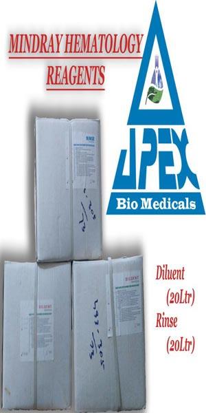 Laboratory Mindray Hematology Reagents