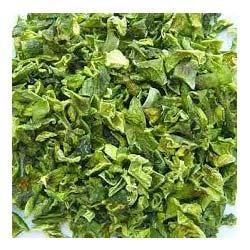 Dehydrated Green Chilli Flakes
