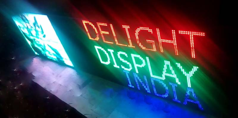 Multi Color LED Display Boards