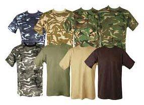 Army Hosiery T-Shirts