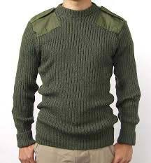 Army Sweaters