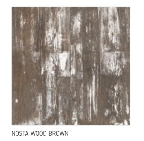 Nosta Wood Brown