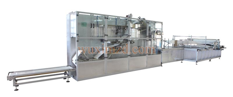 Bed Sheet Folding Machine (ALT-ZD2000)