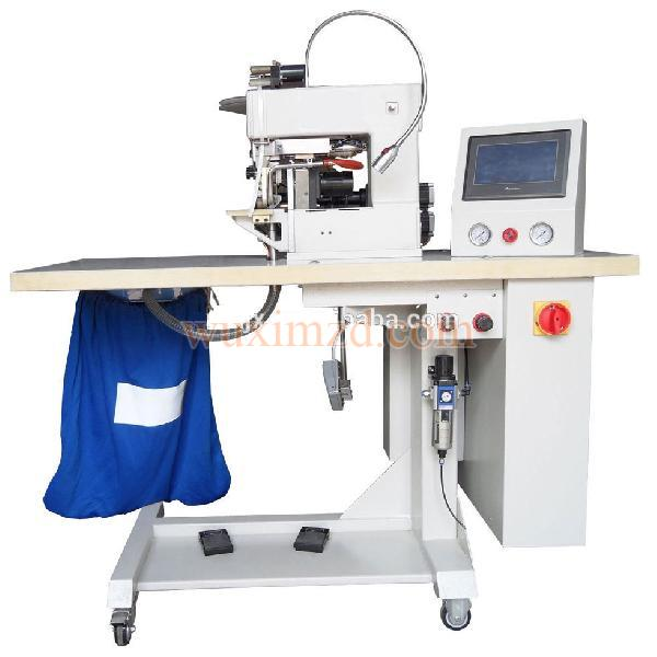 Panty Adhesive Fabric Double Folding Trunks Machine