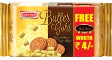 Butter Gold Biscuits