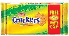 Crackers Biscuits