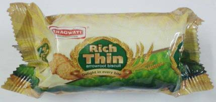 Rich Thin Biscuits