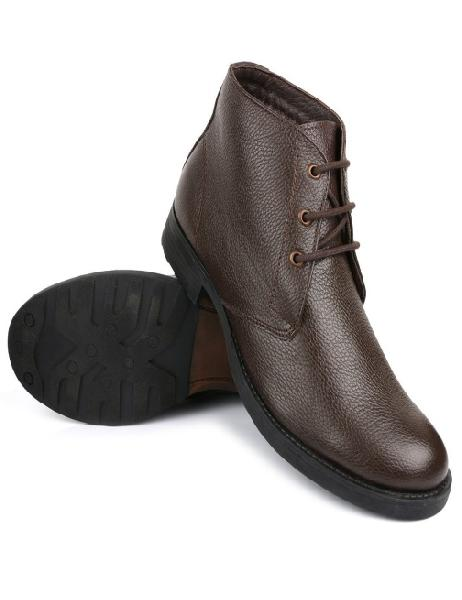 Mens Leather Boot 03