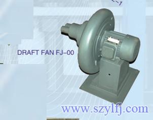 Carding Machine Draft Fan