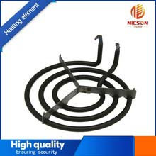 Black Anneling Hot Plate Electric Heating Element