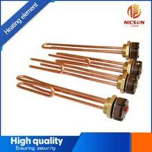 Brass Flange Instant Heating Element
