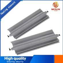 Air Heater Finned Tubular Heating Element