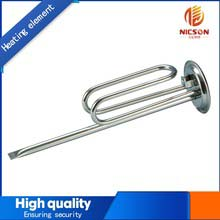 Flange Tankless Water Heating Element