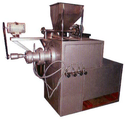 Corn Grits Extruder Machine