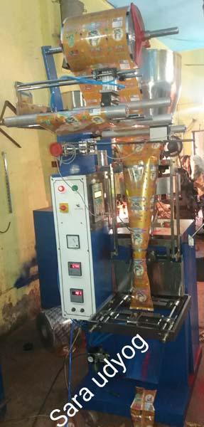 Nitrogen Flushing Packaging Machine